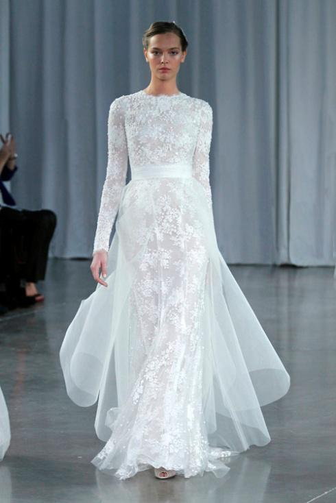 Choosing the Best Bridal Gown for your Winter Wedding