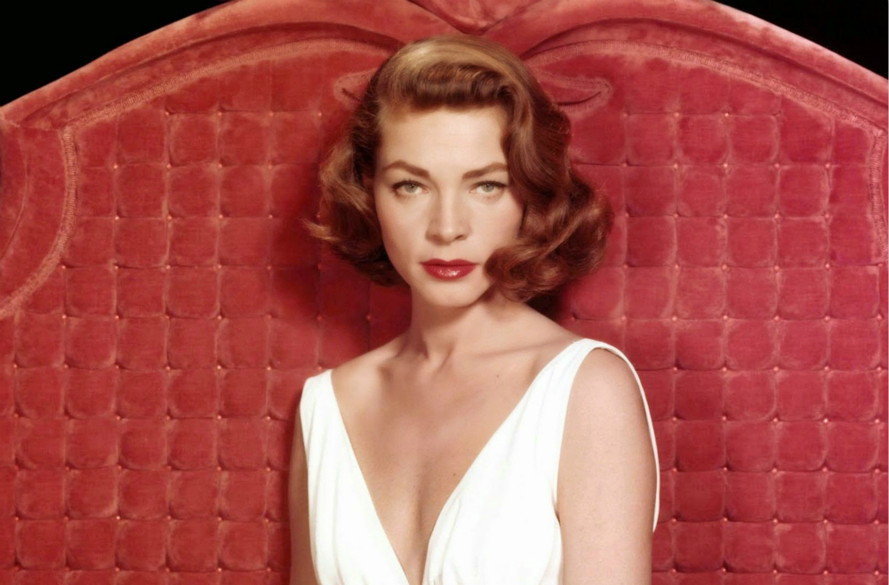 Lauren Bacall: Hollywood-Glamour, personifiziert