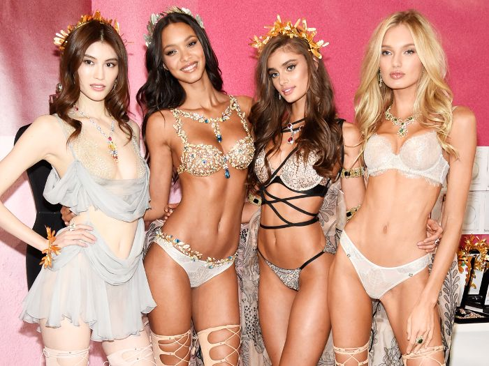 Victoria´s Secret Holiday Fashion Trends 2018