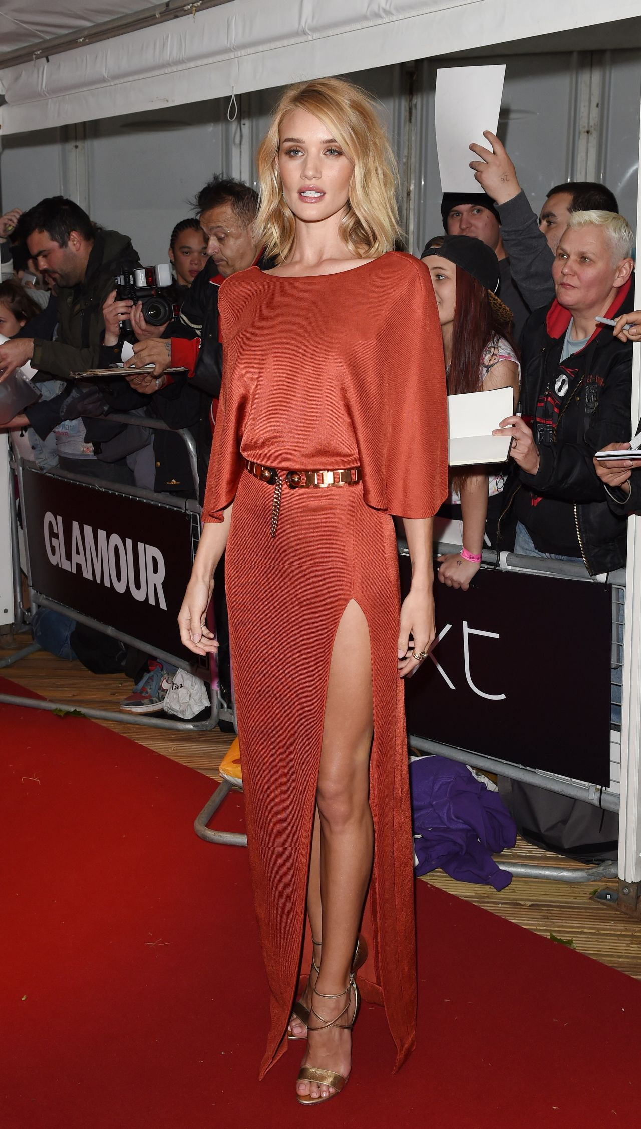 Rosie Huntingtons Best Fashion Moments
