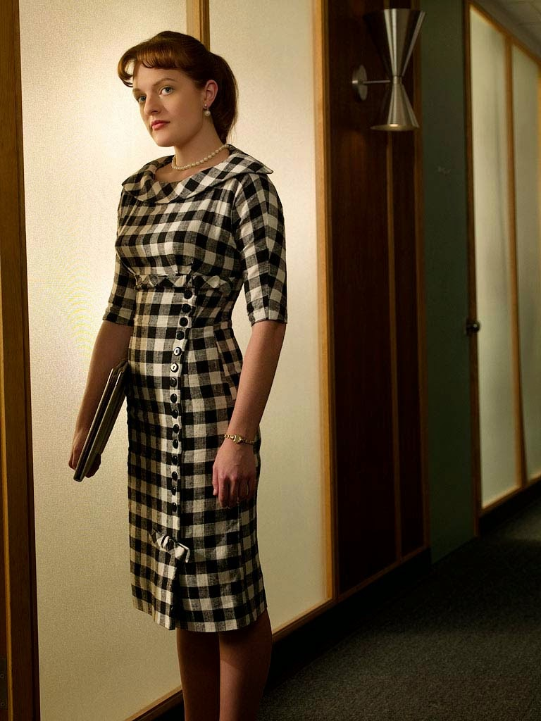 Mad Men: Zurück in den 60er Jahre Fashion Style