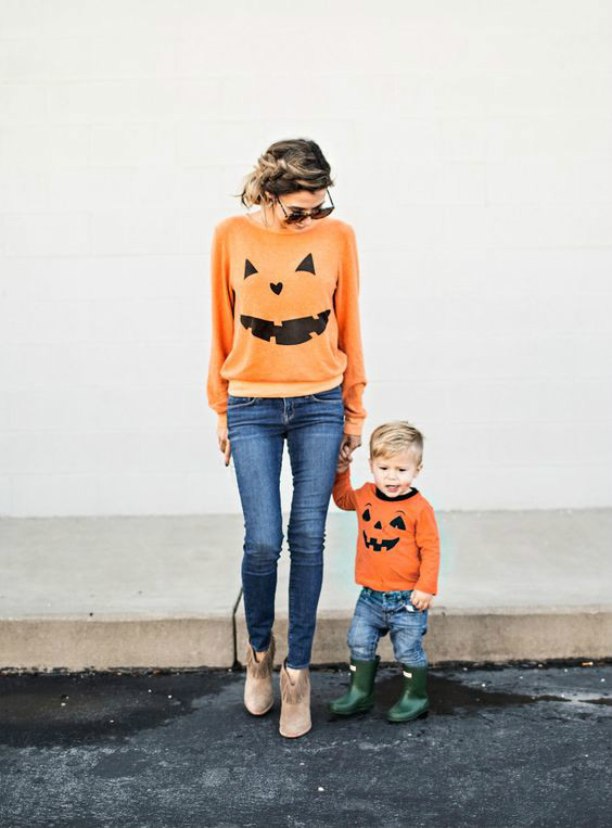 Mama & ich Outfit Ideen